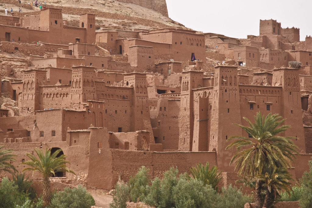 Game of Thrones film locations Morocco