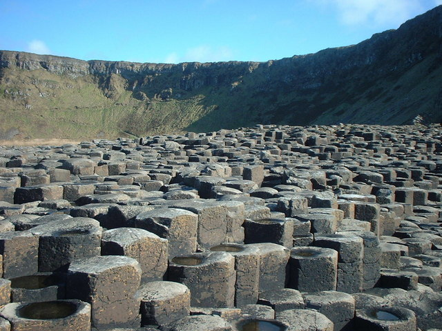 Giants causeway game of thrones travel
