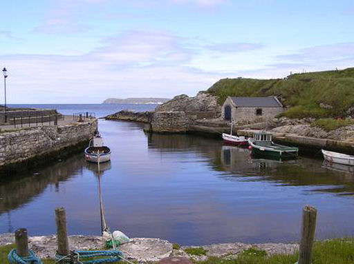 Ballintoy Harbour - Game of Thrones Northern Ireland tours.