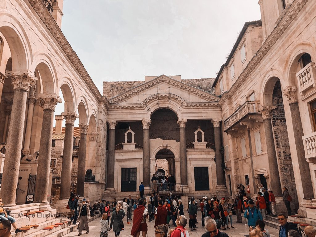 favourite Game of Thrones Filming Locations - Diocletian's Palace
