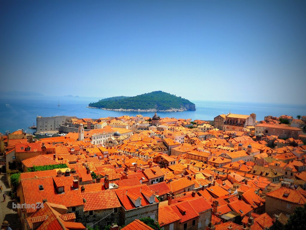 Game of Thrones Croatia - Sibenik from Dubrovnik