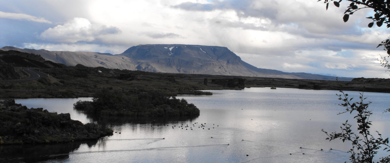 Lake Myvatn Game of Thrones Travel Iceland