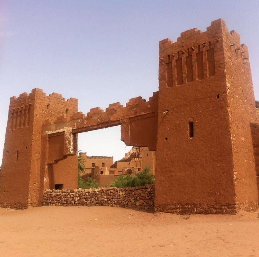 Game of Thrones Morocco film locations