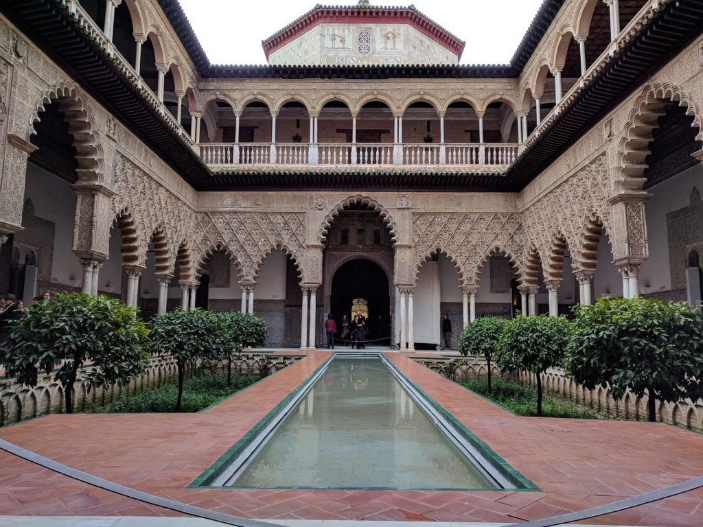 Game of thrones tour seville