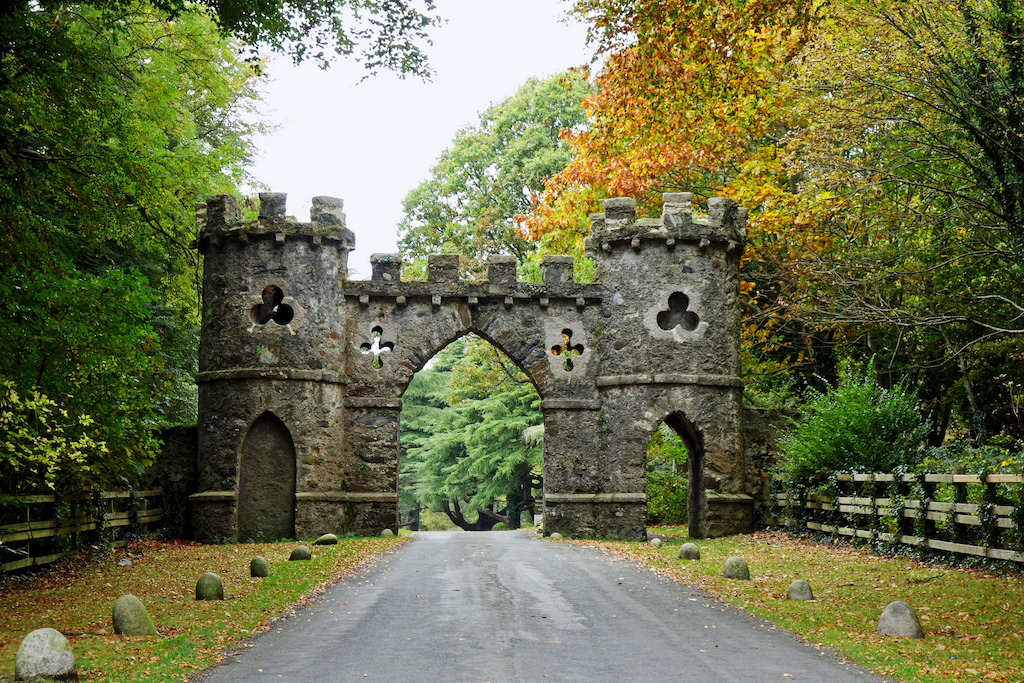 Game of Thrones Northern Ireland tours Tollymore Forest