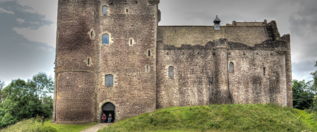 Doune Castle Game of Thrones