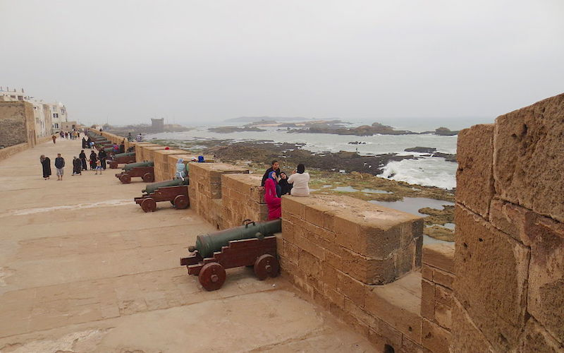 Essouira Ramparts Game of Thrones