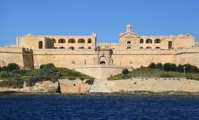 Fort Manoel Island