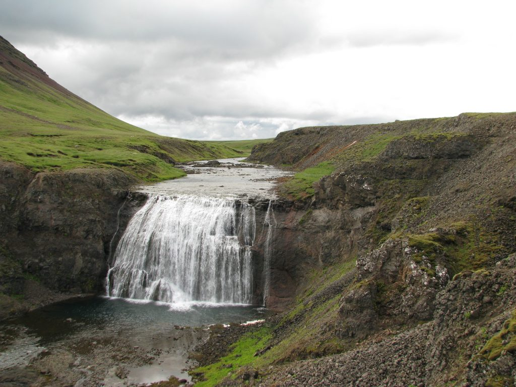 Thorufoss Game of Thrones Iceland