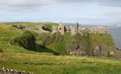 game of thrones castles Dunluce