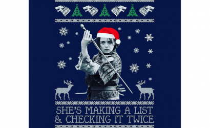 Game of Thrones Christmas Sweater